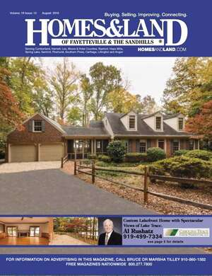 HOMES & LAND Magazine Cover. Vol. 19, Issue 12, Page 05.