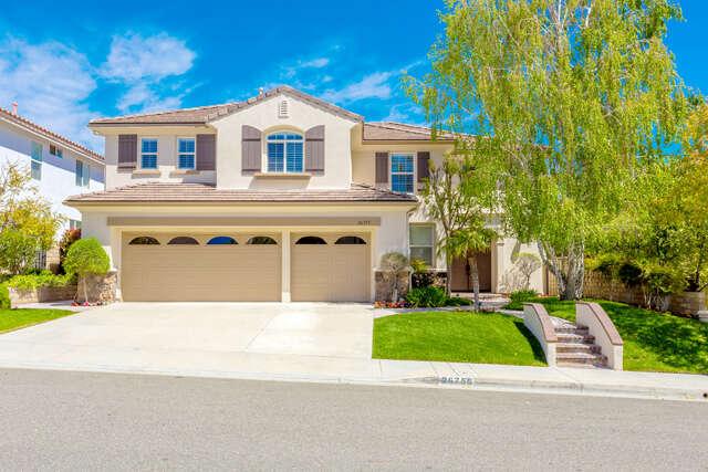 Single Family for Sale at 26755 Wyatt Ln Stevenson Ranch, California 91381 United States