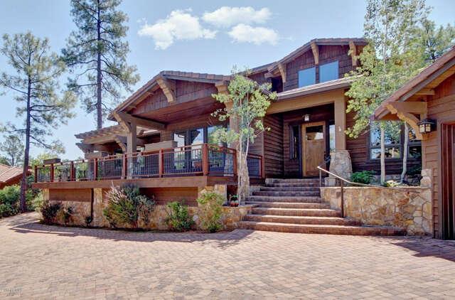 Single Family for Sale at 2305 E Grapevine Drive Payson, Arizona 85541 United States