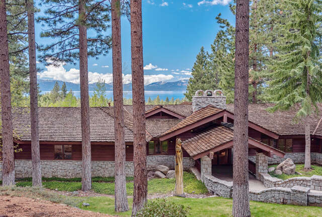 Single Family for Sale at 202 Pine Tree Lane Glenbrook, Nevada 89413 United States