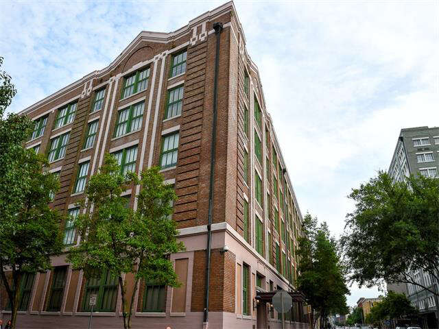Condominium for Sale at 700 S Peters St 615 New Orleans, Louisiana 70130 United States