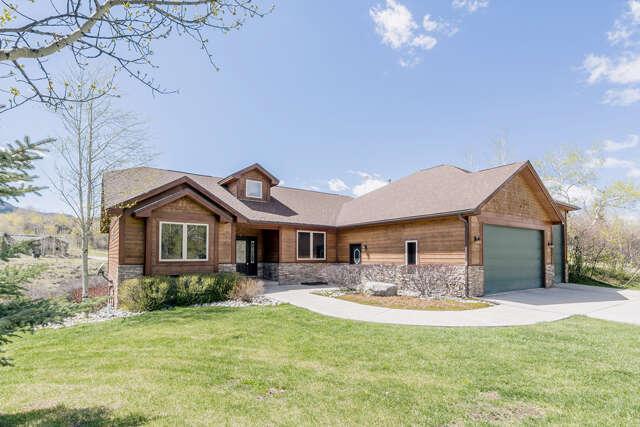 Single Family for Sale at 22755 Snowbird Trail Oak Creek, Colorado 80467 United States