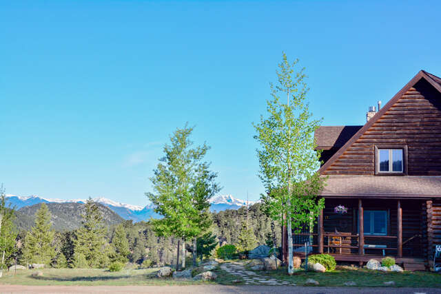 Single Family for Sale at 5111 Us Highway 36 Estes Park, Colorado 80517 United States
