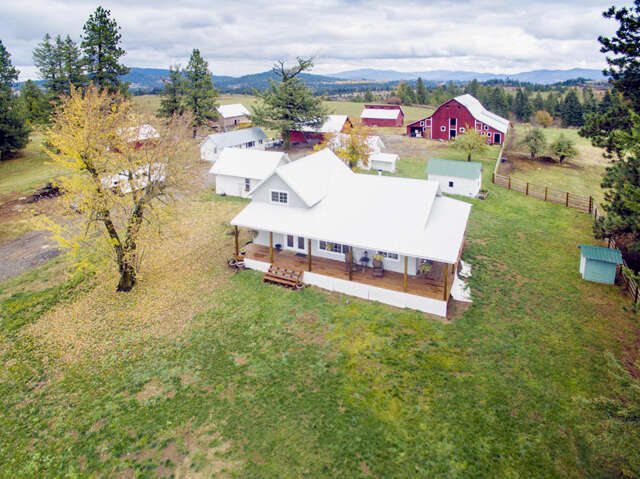 Single Family for Sale at 19252 S Finnebott Rd Worley, Idaho 83876 United States
