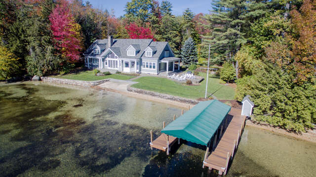Single Family for Sale at 129 Shore Road Gilford, New Hampshire 03249 United States