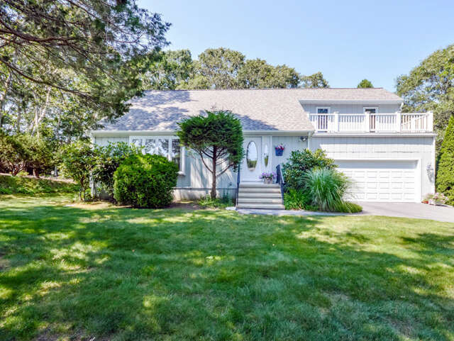 Single Family for Sale at 39 Inkberry Lane North Falmouth, Massachusetts 02556 United States