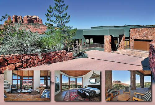 Additional photo for property listing at 95 Scenic Drive  Sedona, Arizona 86336 United States