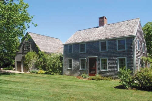 Single Family for Sale at 24 Thacher Shore Road Yarmouth Port, Massachusetts 02675 United States