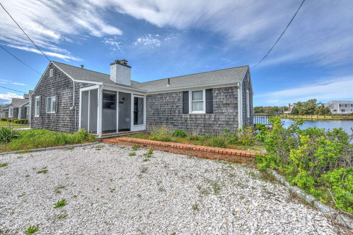 Single Family for Sale at 158 Long Beach Road Centerville, Massachusetts 02632 United States