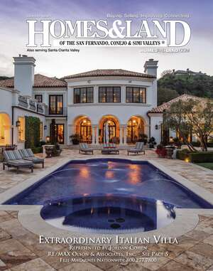 Homes & Land of the San Fernando, Conejo and Simi Valleys