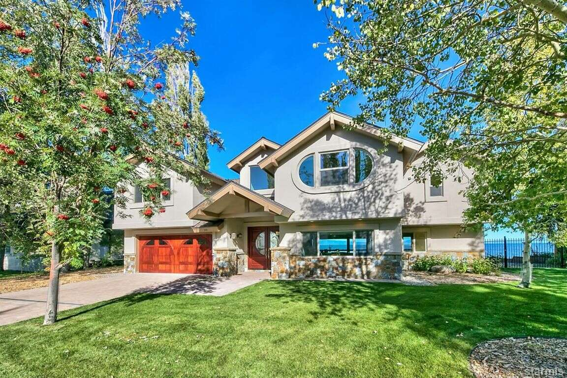Single Family for Sale at 319 Beach Drive South Lake Tahoe, California 96150 United States