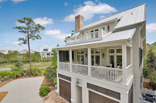 Single Family for Sale at 5 Park Row Lane Santa Rosa Beach, Florida 32459 United States