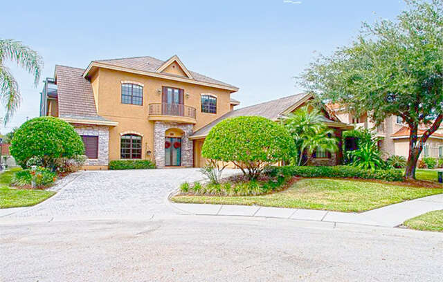 Single Family for Sale at 2204 Cypress Hollow Court Safety Harbor, Florida 34695 United States