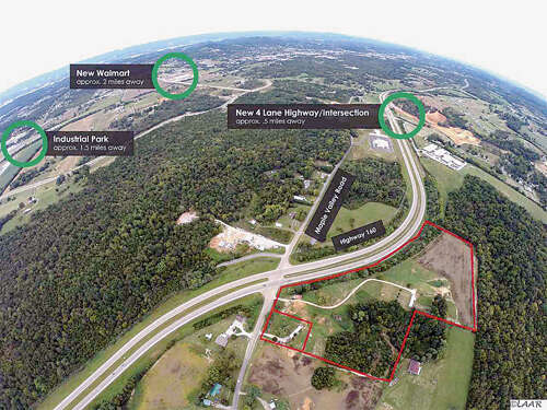Land for Sale at Maple Valley Road Morristown, Tennessee 37813 United States