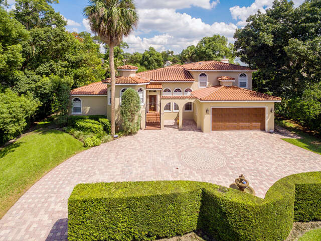 Single Family for Sale at 780 Bonita Drive Winter Park, Florida 32789 United States