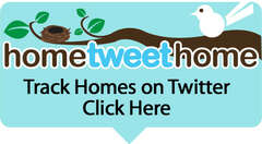 Track Homes on Twitter