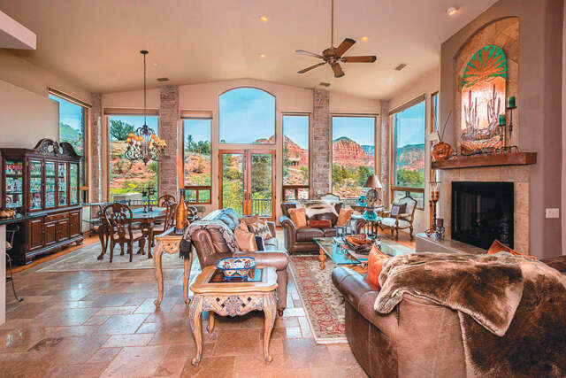 Real Estate for Sale, ListingId:33378754, location: 15 Rosemary Court Sedona 86336