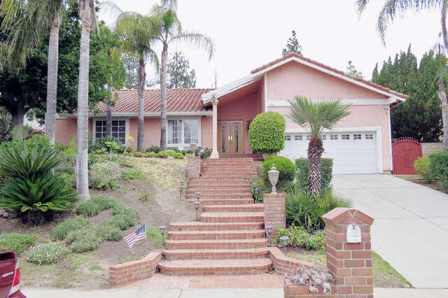 Single Family for Sale at 19831 Hiawatha Street Chatsworth, California 91311 United States