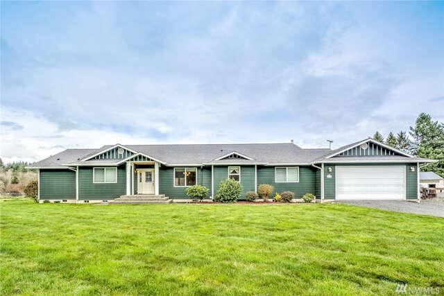 Single Family for Sale at 1020 S Machias Rd Snohomish, Washington 98290 United States