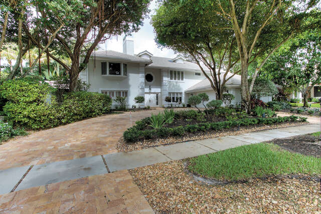 Single Family for Sale at 3845 Kings Way Boca Raton, Florida 33434 United States