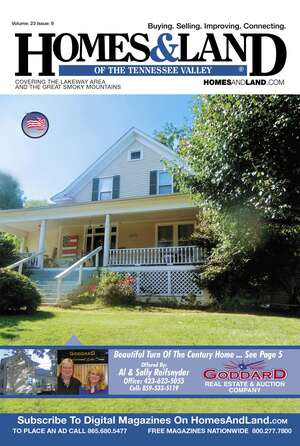 Homes & Land Digest of the Tennessee Valley