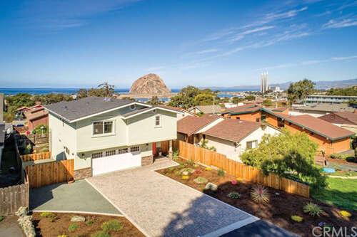 Single Family for Sale at 413 Shasta Avenue Morro Bay, California 93442 United States