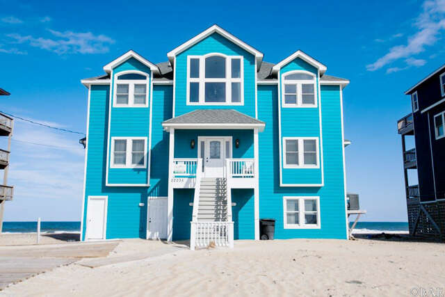 Single Family for Sale at 22035 Sea Gull Street Rodanthe, North Carolina 27968 United States