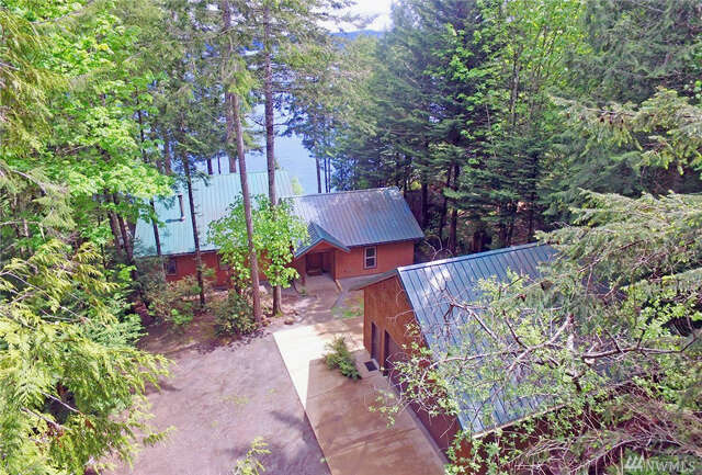 Single Family for Sale at 35 Mcdonald Cove Rd Brinnon, Washington 98320 United States