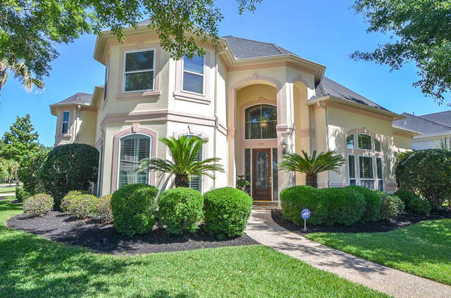 Single Family for Sale at 2018 Bendstone Circle Katy, Texas 77450 United States