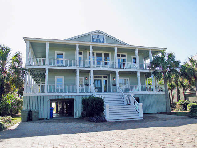 Single Family for Sale at 126 Ocean Boulevard Isle Of Palms, South Carolina 29451 United States