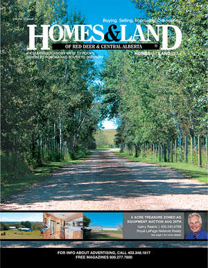 Homes & Land of Red Deer & Central Alberta