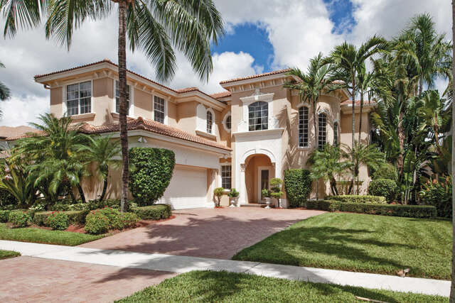 Single Family for Sale at 8119 Valhalla Drive Delray Beach, Florida 33446 United States
