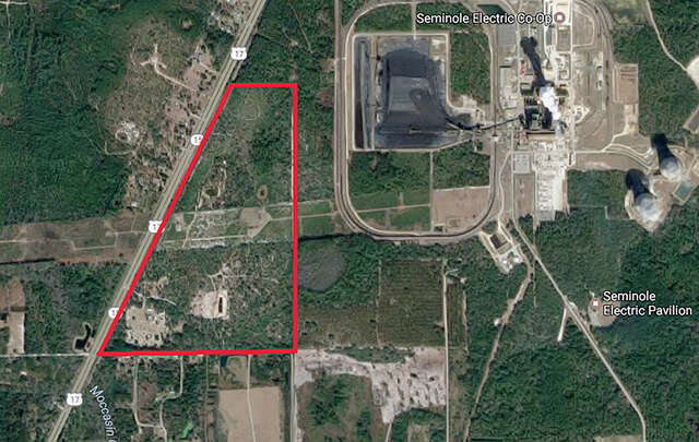 Land for Sale at 738 Us-17 Palatka, Florida 32177 United States