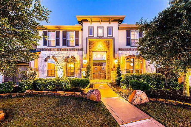 Single Family for Sale at 5619 Caspian Falls Lane Fulshear, Texas 77441 United States
