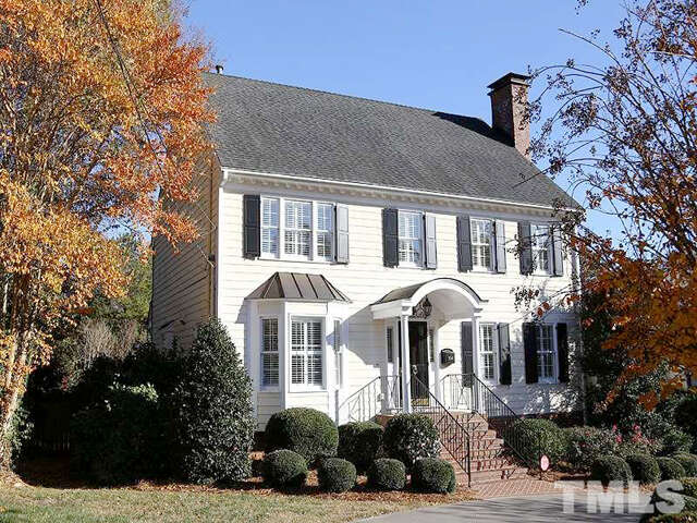 Single Family for Sale at 2510 Colton Place Raleigh, North Carolina 27609 United States