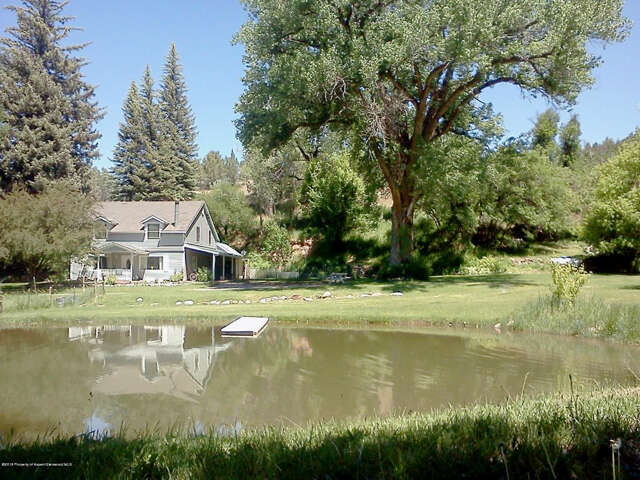 Single Family for Sale at 1520 County Road 241 New Castle, Colorado 81647 United States