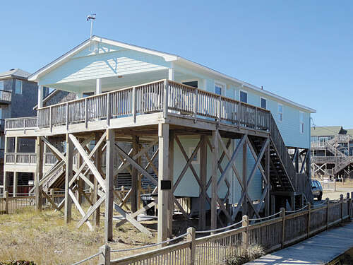 Single Family for Sale at 57121 Lighthouse Road Hatteras, North Carolina 27943 United States