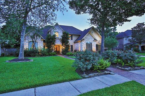 Single Family for Sale at 22815 Parkwalk Lane Katy, Texas 77494 United States