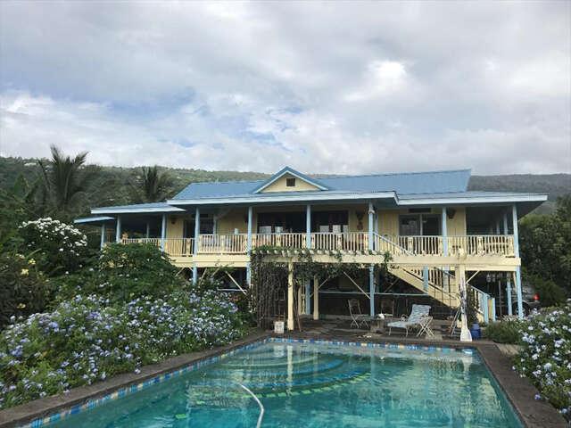 Single Family for Sale at 82-5679 Kahau Pl Captain Cook, Hawaii 96704 United States
