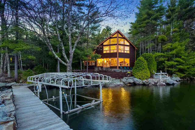 Single Family for Sale at 64 Parker Island Road Wolfeboro, New Hampshire 03894 United States