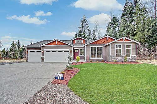 Single Family for Sale at 11602 88th St NE Lake Stevens, Washington 98258 United States