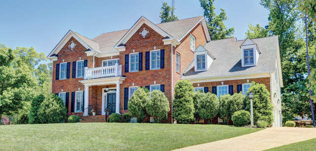 Single Family for Sale at 4406 Welby Drive Midlothian, Virginia 23113 United States