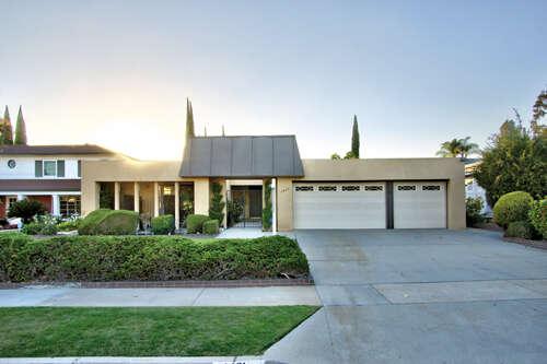 Single Family for Sale at 1421 Carol Street La Habra, California 90631 United States