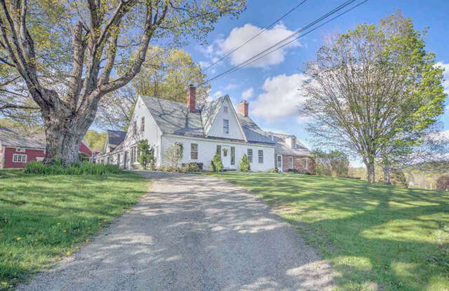 Single Family for Sale at 5798 South Road Woodstock, Vermont 05091 United States