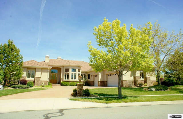 Single Family for Sale at 6845 Eagle Wing Circle Sparks, Nevada 89436 United States