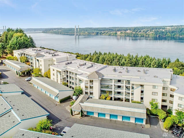 Condominium for Sale at 3016 N Narrows Dr #b112 Tacoma, Washington 98407 United States