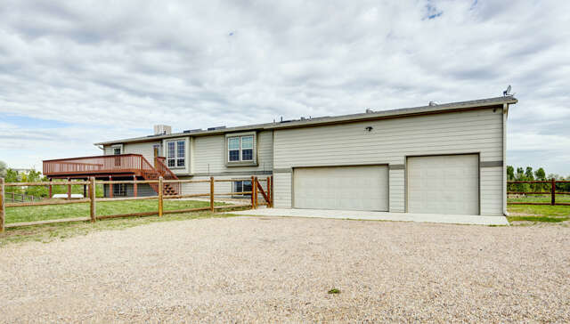 Single Family for Sale at 1611 County Road 40 1/2 Berthoud, Colorado 80513 United States