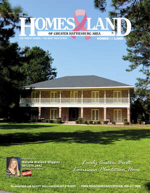 Homes & Land of Greater Hattiesburg Area