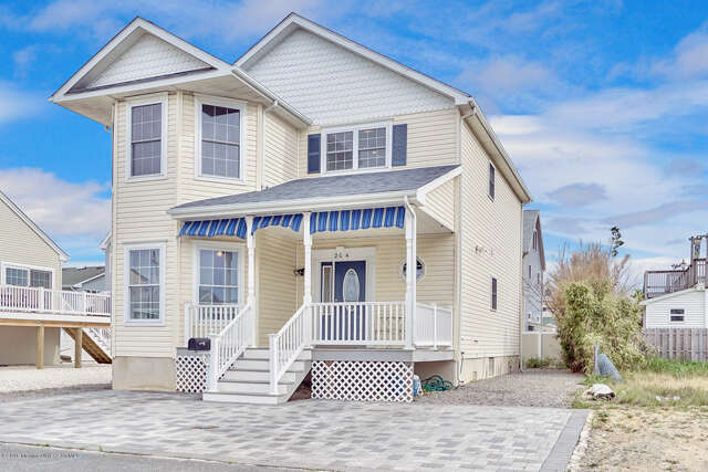 Single Family for Sale at 204 Harding Avenue Seaside Heights, New Jersey 08751 United States