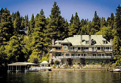 Single Family for Sale at 175 Shorewood Dr Lake Arrowhead, California 92352 United States